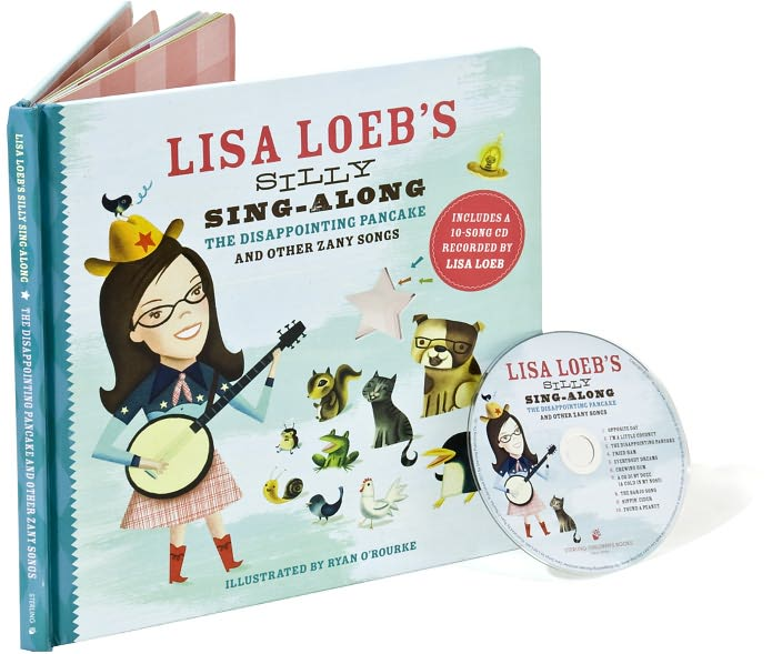 Lisa Loeb Gets Zany And Disappointed By Pancakes