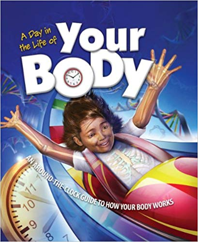 cover art from A Day in the Life of Your Body