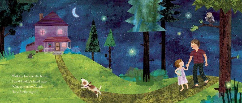 FireflyNight_int_illustration by Betsy Snyder