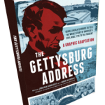 cover image for The Gettysburg Address: A Graphic Adaptation