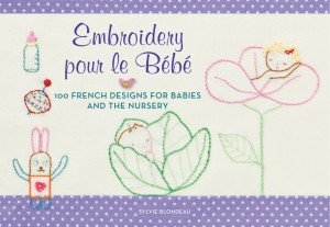 Embroidery Pour Le Bebe Cover Art