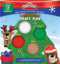 Cover art for Play-Doh Christmas Craft Fun