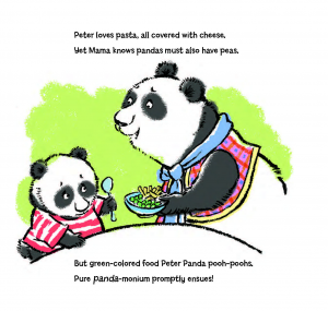 panda int image