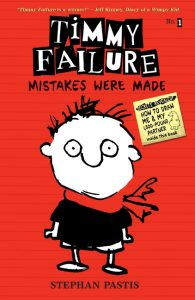 Timmy Failure Mistakes