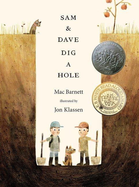 Sam Dave Dig Hole cvr