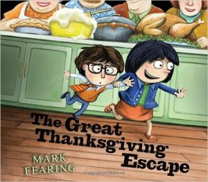 The Great Thanksgiving Escape by Mark Fearing cover image