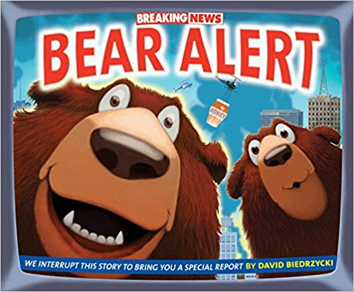 BreakingNewsBearAlert book cover