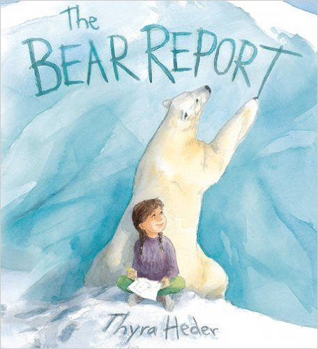 Winter Themed Picture Books Roundup