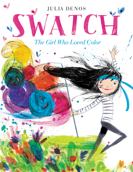 Swatch The Girl Who Loved Color cover image