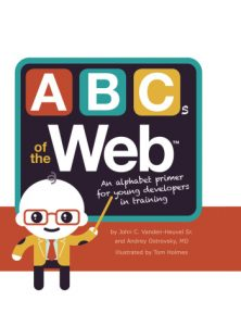 ABCs of the Web book cover