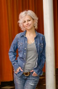 Novelist Kate DiCamillo, author of Raymie Nightingale