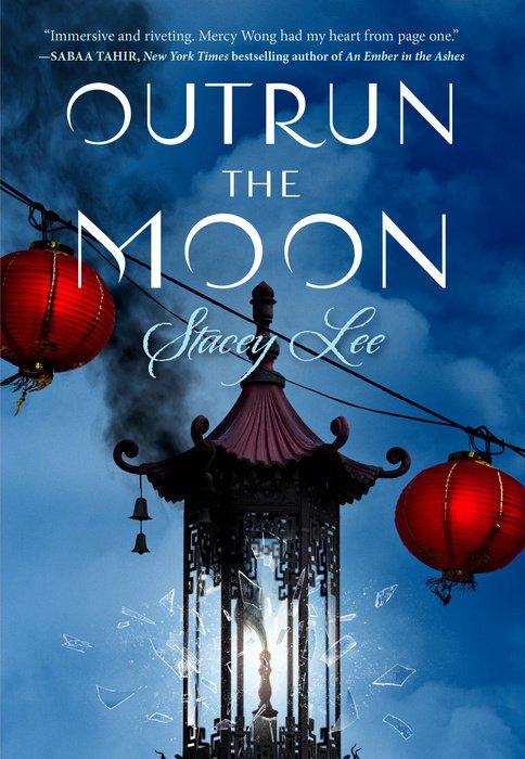Outrun The Moon book cover