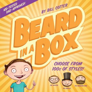 Beard_in_a_Box by Bill Cotter Book Cover