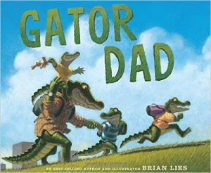Gator_Dad by Brian Lies book cover