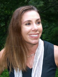 Headshot of author Kell Andrews