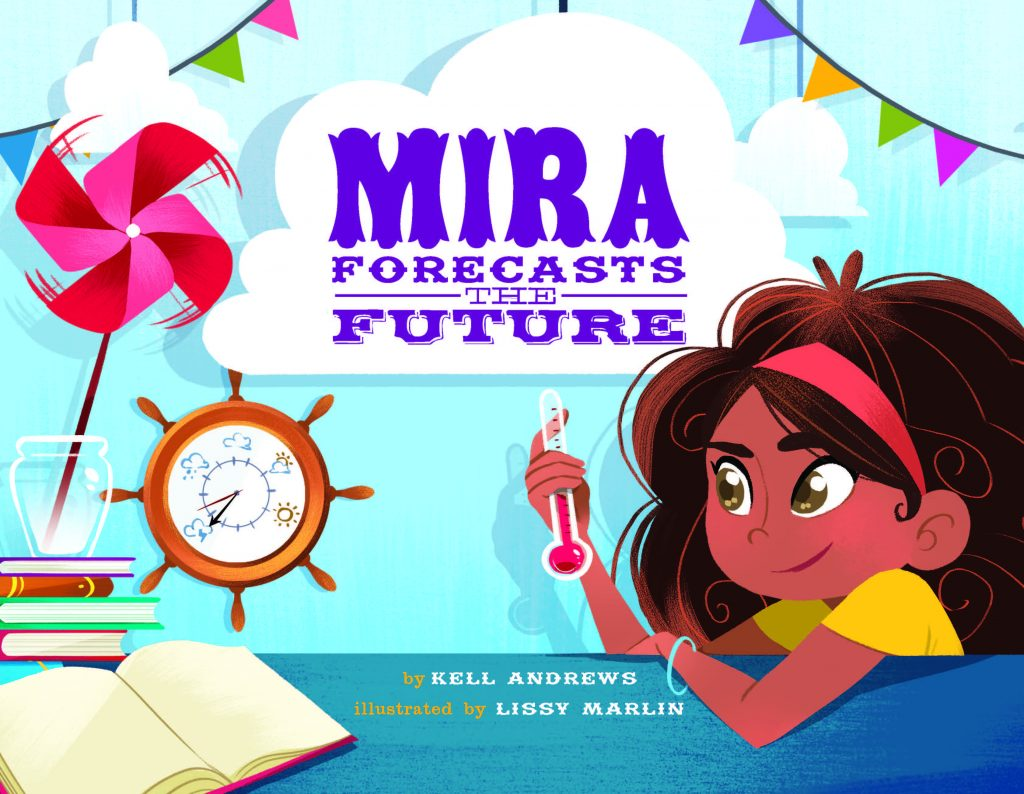 Mira Forecasts the Future book cover