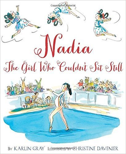 Nadia by Karlin Gray cover photo