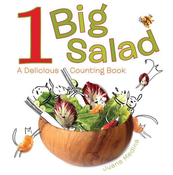 1 Big Salad by Juana Medina