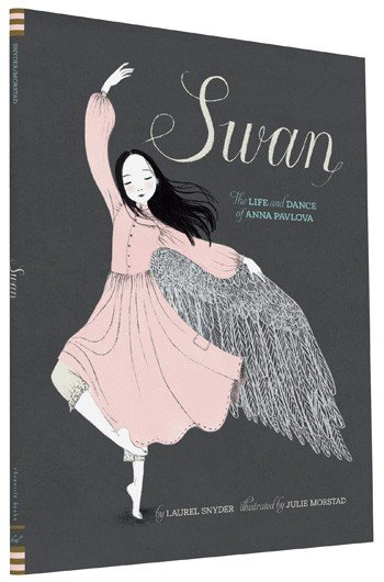 Swan The Life and Dance of Anna Pavlova book cover