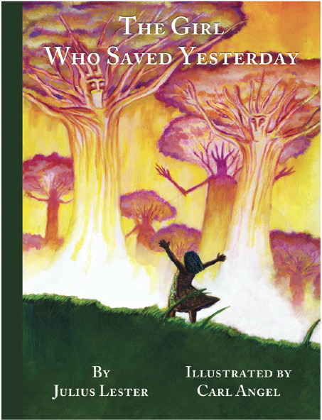 The_Girl_Who_Saved_Yesterday picture book cover