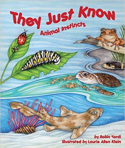 They Just Know: Animal Instincts book cover