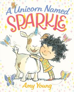 A_Unicorn_Named_Sparkle book cover