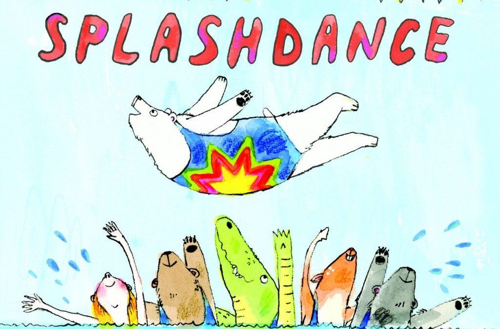 Splashdance written and illustrated by Liz Starin