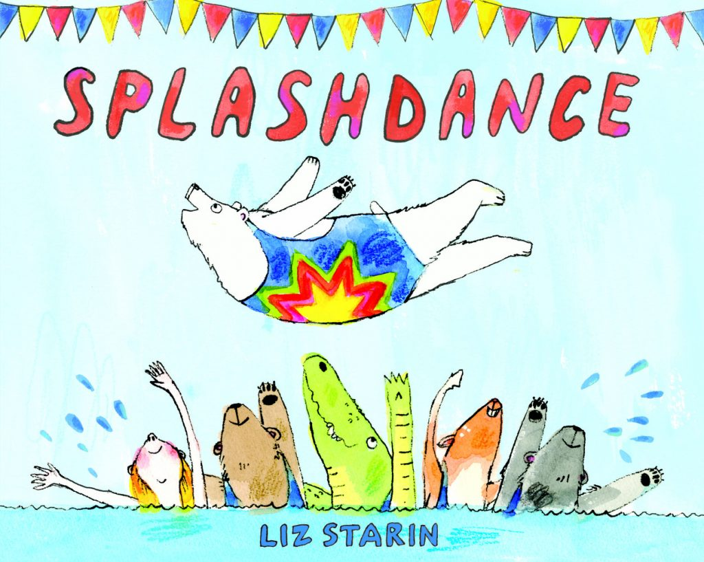 Splashdance by Liz Starin book cover