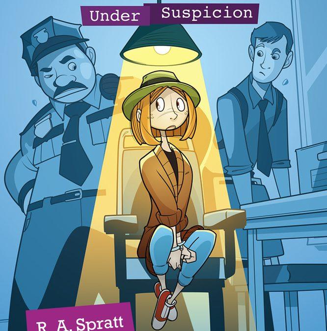 Friday Barnes Under Suspicion by R. A. Spratt
