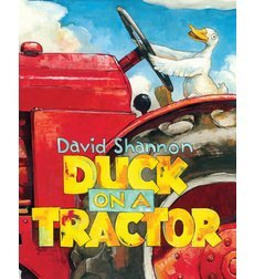 duck-on-a-tractor