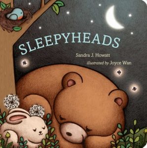 Book cover of sleepyheads