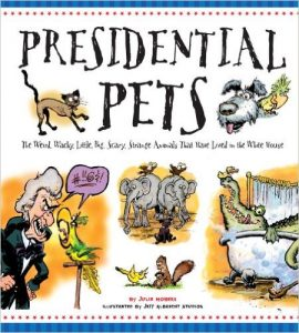 Cover image from Presidential Pets