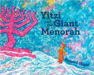 Yitzi and the Giant Menorah cover image