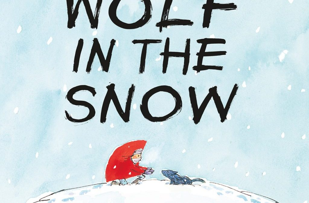 Wolf in the Snow written and illustrated by Matthew Cordell