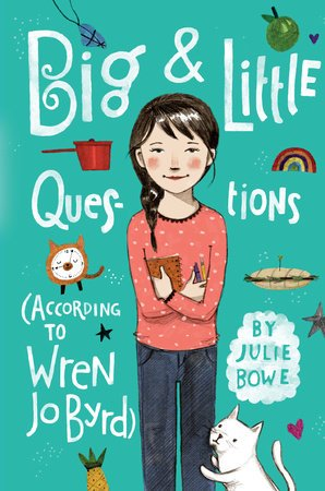 Big & Little Questions book cover image