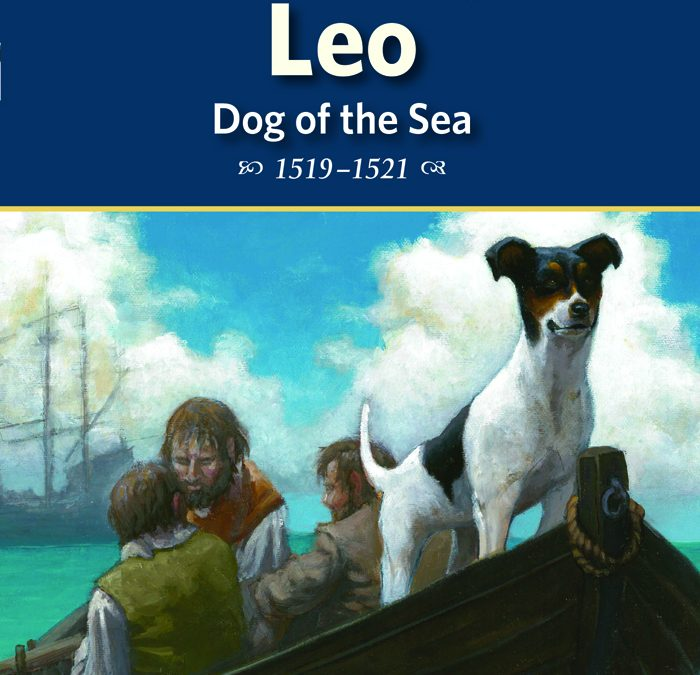 Leo, Dog of the Sea Blog Tour Review & Giveaway