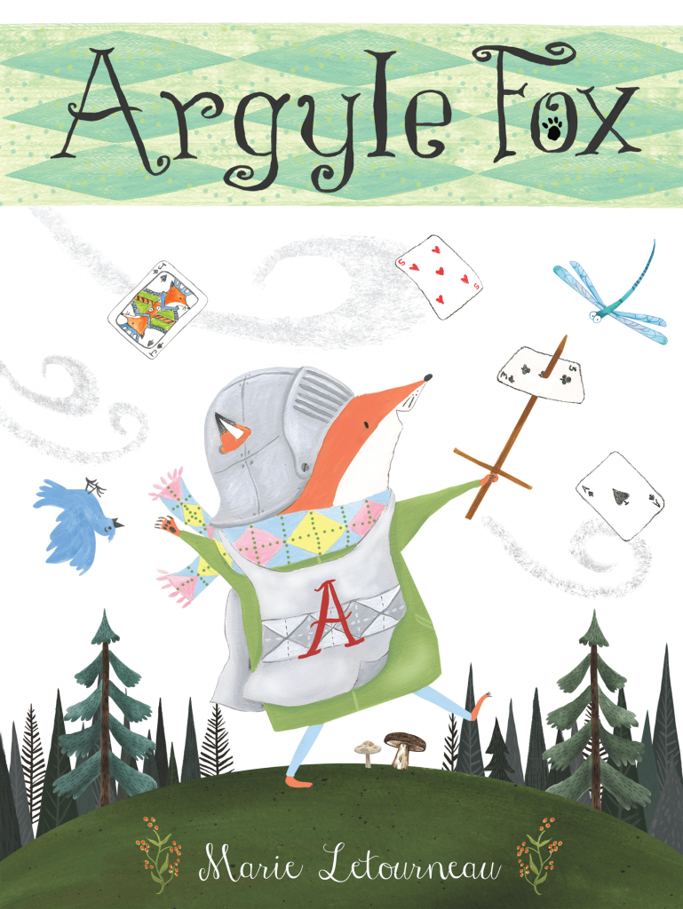 Cover image of Argyle Fox