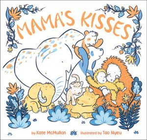 Mama's Kisses cover art