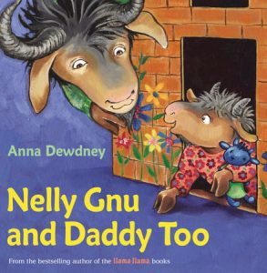 Nelly Gnu and Daddy Too book cover