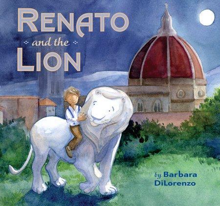 Renato and the Lion cover image