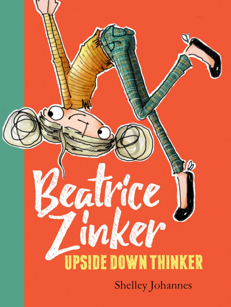 Beatrice Zinker, Upside Down Thinker cover image