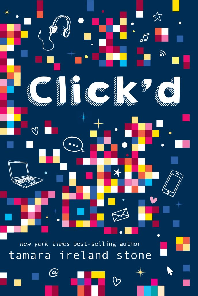 Click'd by Tamara Ireland Stone cover image