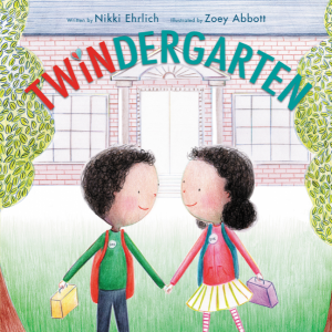 Cover image for Twindergarten by Nikki Ehrlich