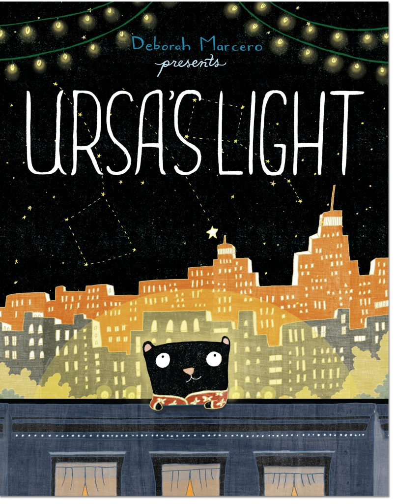 cover image from Ursa's Light by Deborah Marcero