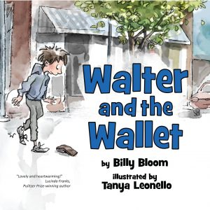 Cover image for Walter and the Wallet by Billy Bloom