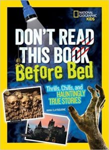 Don't Read This Book Before Bed cover image NatGeoKids