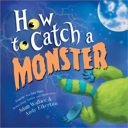 cover image from How to Catch a Monster