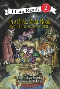 In a Dark Dark Room and Other Scary Stories I Can Read 2 cvr image