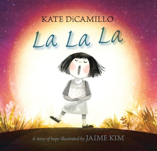 cvr image from La La La by Kate DiCamillo