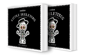 cvr art Little Skeletons Canticos World